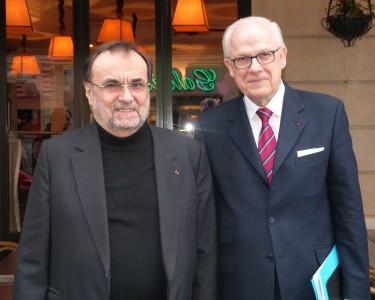 Jean Bergougnoux, Alain Lambert