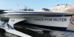 L'Union des Démocrates Ecologistes (UDE) et la Générale du Solaire sur le plus grand bateau solaire du monde
