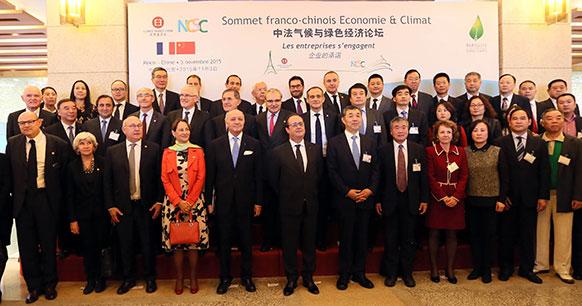 Serge Lepeltier Sommet Chine
