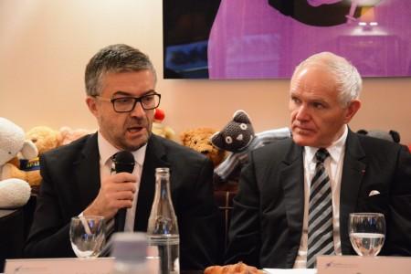 Bertrand Pancher, Serge Lepeltier
