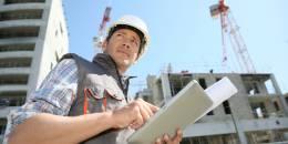 Les professionnels du bâtiment se forment avec leur tablette