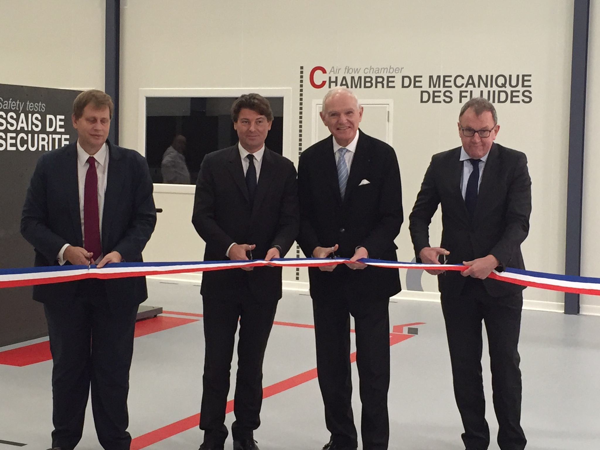 Inauguration Muller Laon