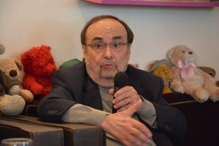 Jean Bergougnoux, Président du Comité Scientifique EdEn