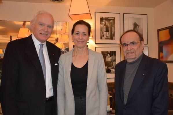 Serge Lepeltier, Fabienne Keller, Jean Bergougnoux