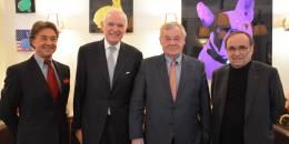 Le sénateur Lenoir en faveur du développement d'un mix énergétique décarboné