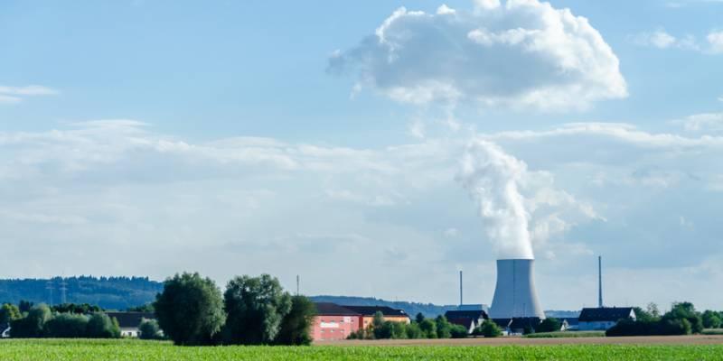 centrale nucléaire allemagne