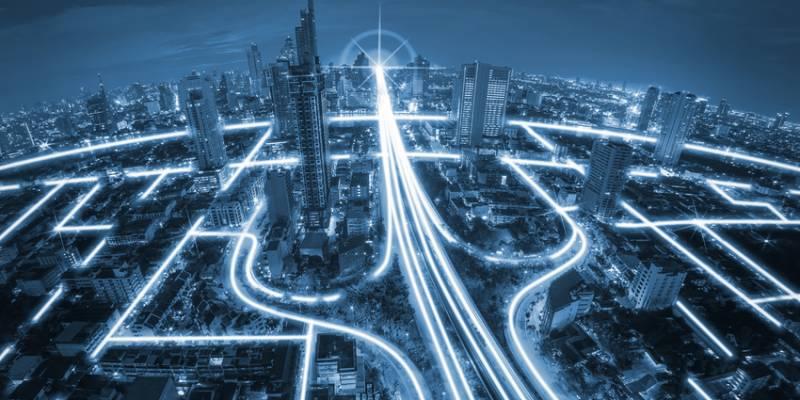 réseau électrique intelligent