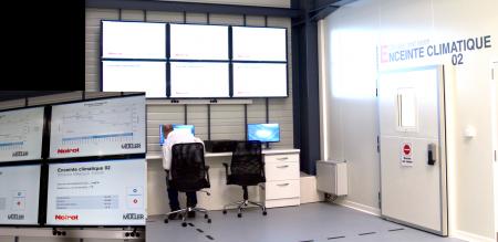 Centre de R&D de l'usine Noirot