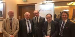 Transition énergétique, la vision du Président de l'OPECST Gérard Longuet
