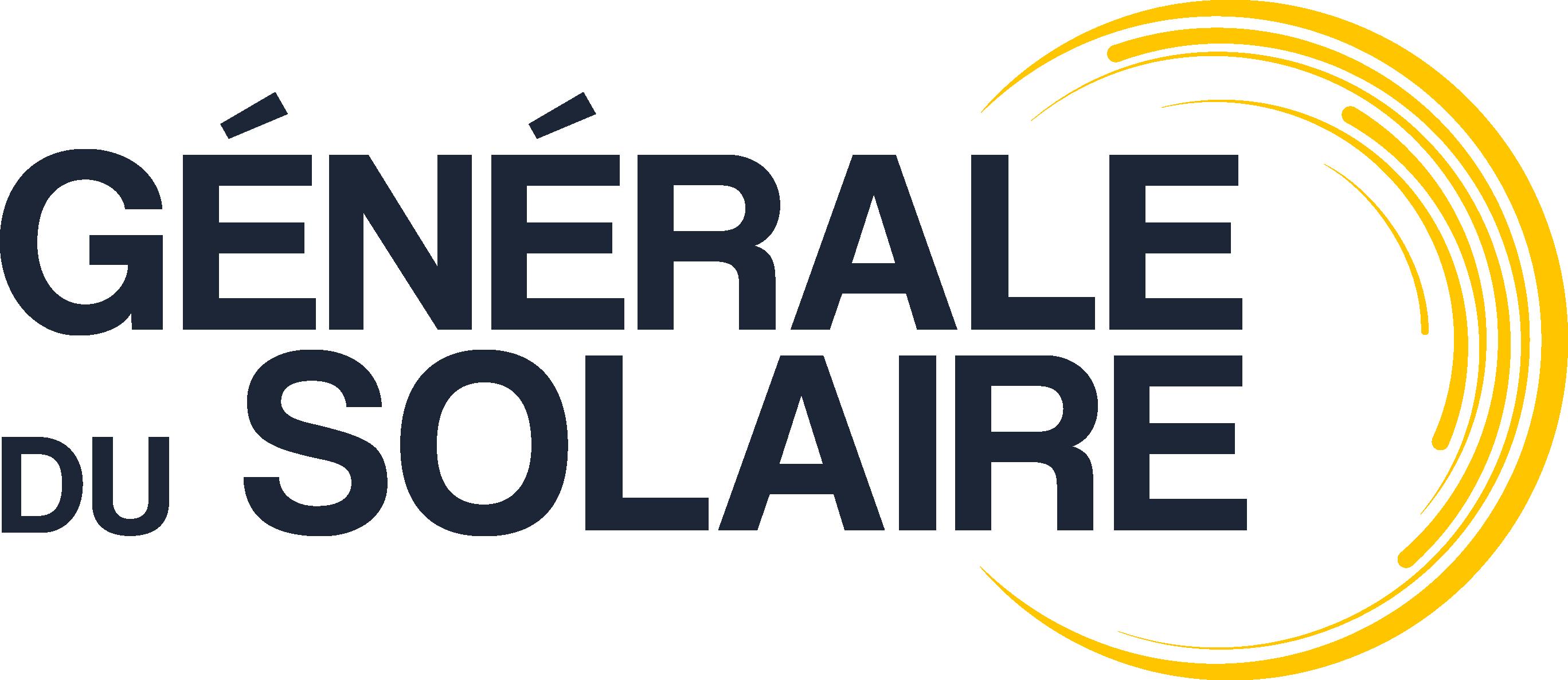 Générale du solaire logo