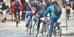 Interview de Sylvie Banoun « Le vélo fait son chemin »