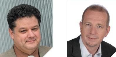 Vianney Fullhardt et Jacques Bouillot