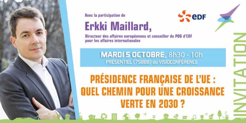 invitation Erkki Maillard